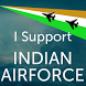 I Support Indian Air - Force by priti patel