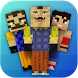 Skins Neighbor for Minecraft by MineMaps