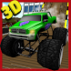 4x4 Monster Truck Roof Stunts by Wacky Studios -Parking, Racing & Talking 3D Games