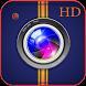 كاميرا HD - عالية الجودة by balentierApps