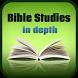 Bible Studies in Depth by Estudios bíblicos, devocionales y Teología
