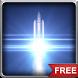 Rocket Shuttle Launch LWP by TapNinjas