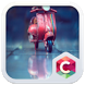 Cute Motorbike CLauncher Theme by Best Themes Workshop