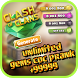 Cheat For Clash Of Clans prank by devrata