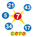 loto educated numbers by Arion Argo