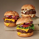 Quick Burger Recipes by SHANTHI
