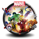 Puzzle Marvel Heroes by ziva cantik