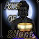 power of silent Meditation Singing Bowl by Rackamtof