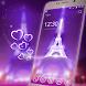 Paris Eiffel Tower Theme by Cool Launcher Theme