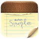 Notes Simple by Appptitude