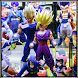 Dark Goku-Super Saiyan Warrior by Kaydev