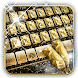 Golden Champagne Keyboard