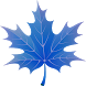 3D Autumn Maple Leaves Free by Nordkaz