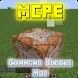 Command Blocks Mod for MCPE by FanBleakkama