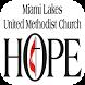 'HOPE Miami Lakes UMC by Custom Church Apps