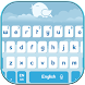 Keyboard Theme for Twitter by The Best Android Themes