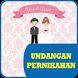 Desain Undangan Pernikahan by Nietzhee