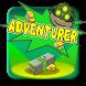Adventurer Keyboard Theme by Remote design studio