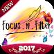 Focus n Filter - Name Art by VinTool Studio