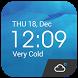 Z Style Weather Widget by Weather Widget Theme Dev Team