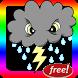 Thunder & Lightning Sounds Fx by Pranks Jokes Sounds Apps