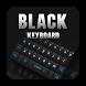 Black Keyboard by Keyboard Tema Designer