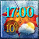 Autumn Weather Clock Widget by Most Useful Apps