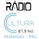 Rádio Cultura FM 87,9 Matutina - MG by Rede Adcast Rádio