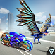 Police Flying Bike Eagle Robot Transforming Game by Vital Games Production