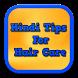 Hindi Tips For Hair Care by myringtones