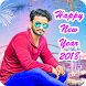 Happy New Year 2018 Photo Editor & Photo Frames by Benzyl Studios