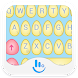 Easter Bunny Keyboard Theme by Love Free Themes