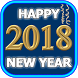 Happy New Year Images 2018 - Happy New Year 2018 by OzzApps