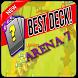 Battle Deck Arena Clash Royale by BehMedia