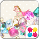 Cute Theme-Lovely Gems- by +HOME by Ateam