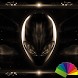Alien Copper Xperien Theme by Arjun Arora