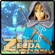 Guide The Legend of Zelda : Breath of the Wild by Mobile Game Guide Studio