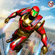 Flying Robot Grand City Rescue by The Game Storm Studios