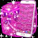 Pink glitter live wallpaper by HD Wallpaper themes