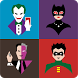 Guess the SuperHero & Villains Batman Quiz by iBuzz Media Studio