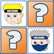 Ninja Memory Match Up by jehun