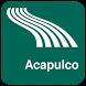 Acapulco Map offline by iniCall.com