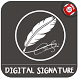 Digital Signature Easy Paint by Brian Cass