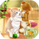 Cartoon Cute Jerry Cat by Cool Launcher Theme