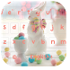 Easter Rabbit Keyboard by Keyboard Theme Factory