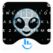 Dark Alien Keyboard Theme by Sexy Apple