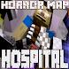 Map Hospital Horror for MCPE by KozyaXGames
