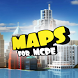 City Maps for Minecraft PE by MineMaps