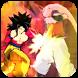 Goku Shin Fusion Xenoverse by Smart Mobi3S