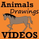 Learn How to Draw ANIMALS Videos (Drawing Steps) by Ronak Chudasama 1890